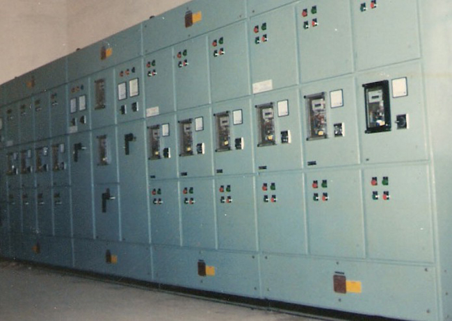 Generator Synchronizing Panel Wiring Diagram : Automatic & synchronizing panel for gensets specialized electrical